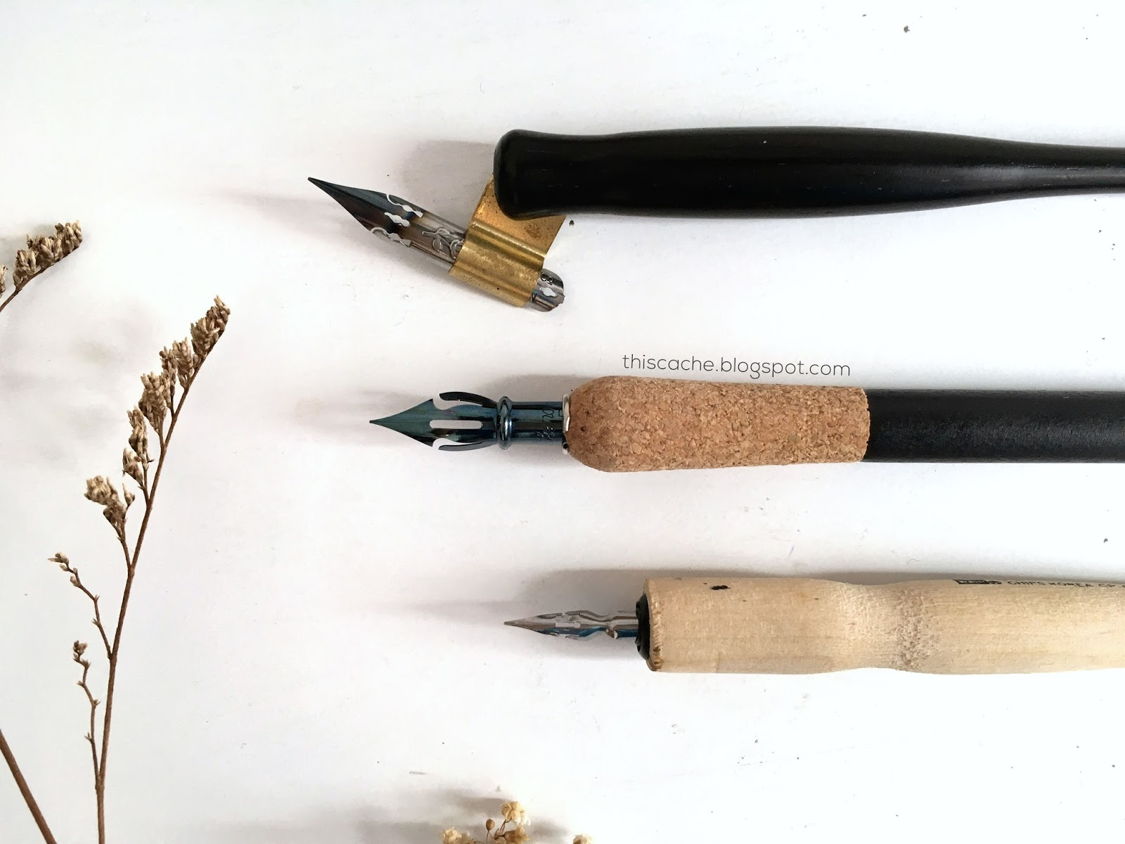 A guide to modern calligraphy for beginners