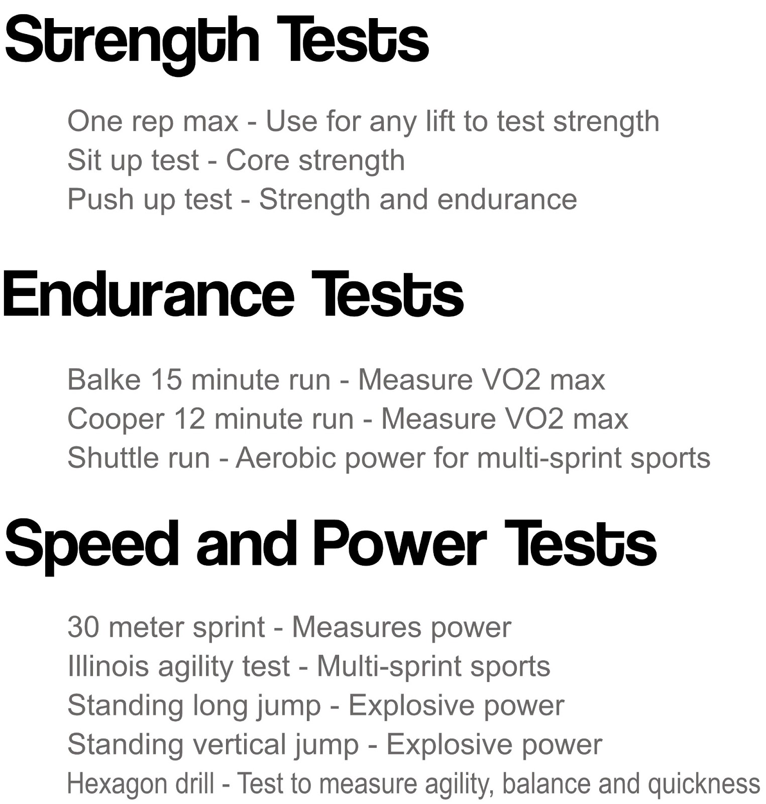 1TopForYou: fitness run test - The truth