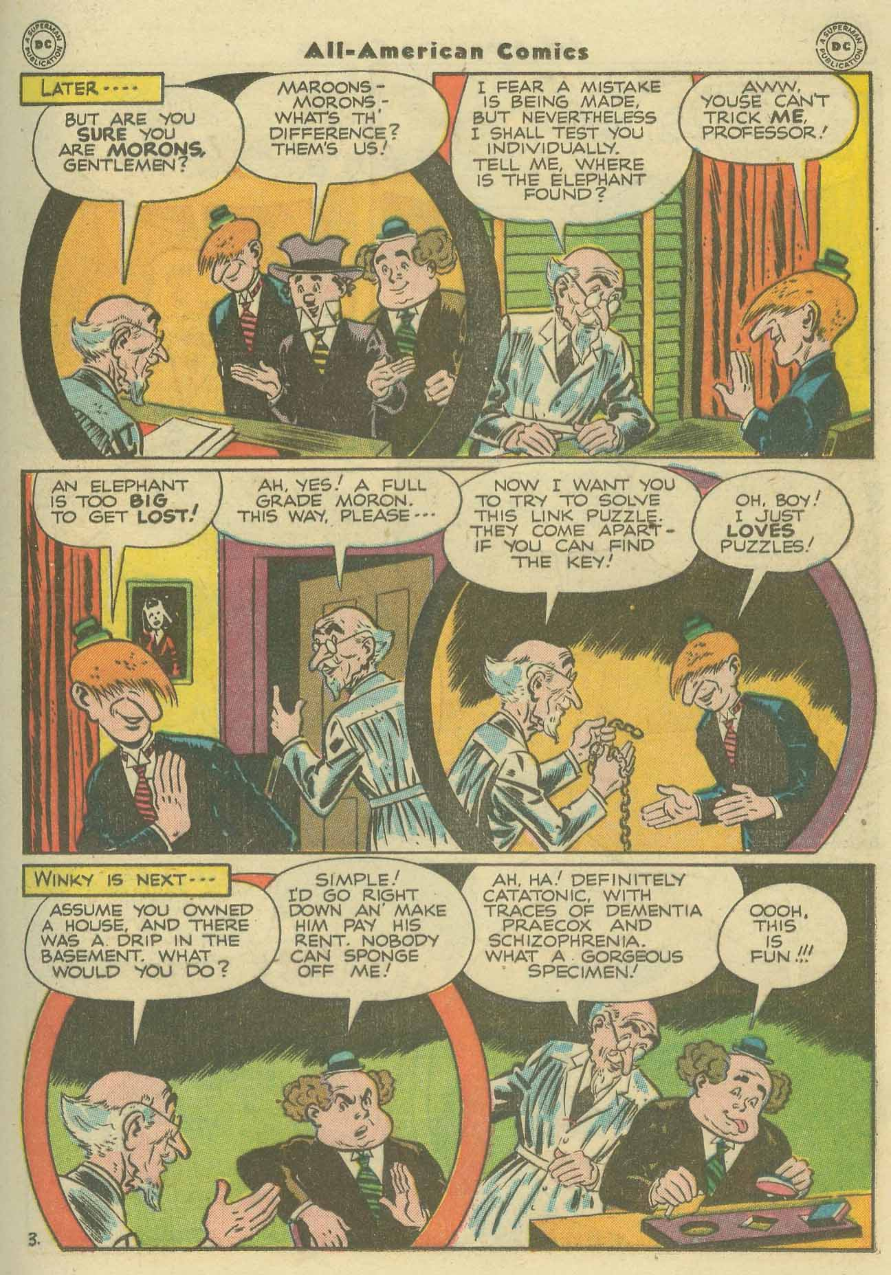 Read online All-American Comics (1939) comic -  Issue #80 - 25