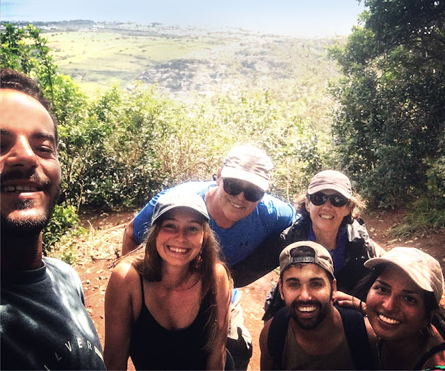 new trail friends Barcelona Adelaide Peru Israel