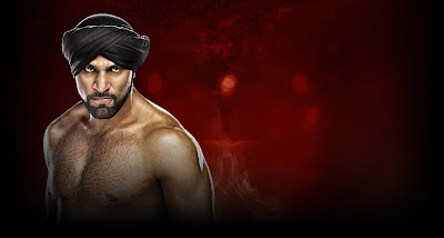 Jinder Mahal Photos