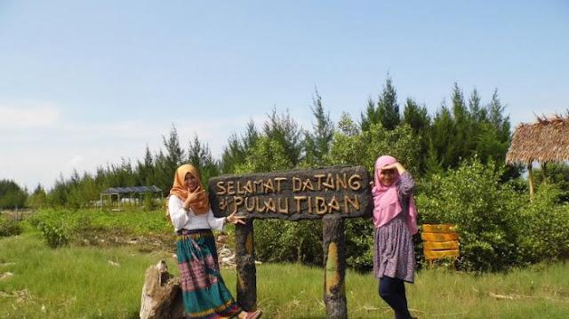 Wisata Pulau Tiban Destinasi Wisata Pantai Kab Kendal