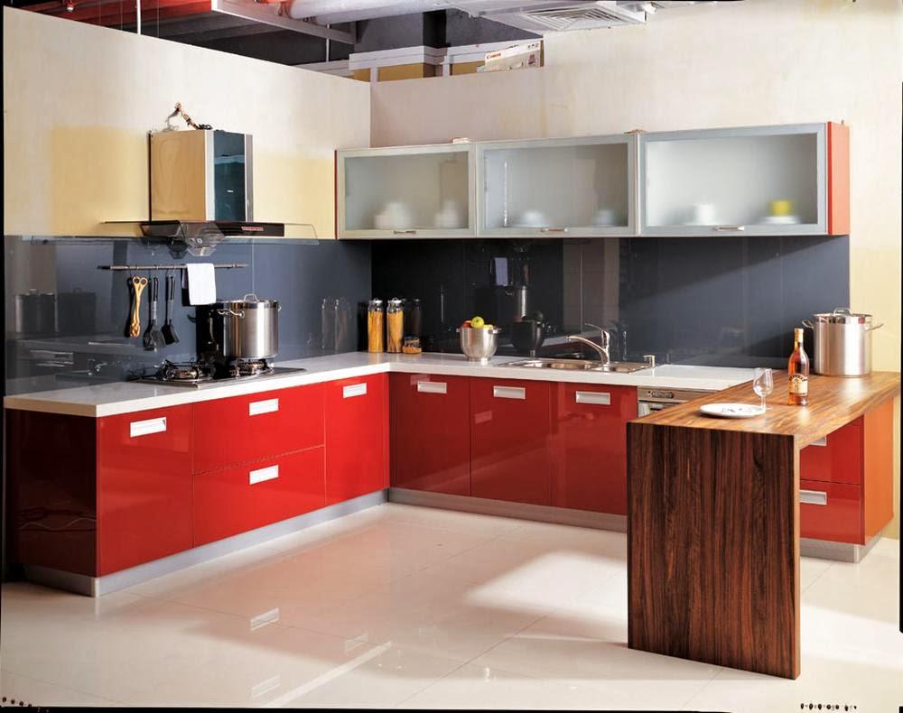Toko Pembuatan Kitchen Set Minibar Interior Di Bali