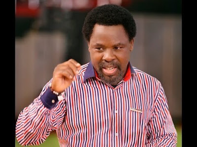 TRENDING: I'm Leaving Nigeria, And Relocating To Another Country – TB Joshua