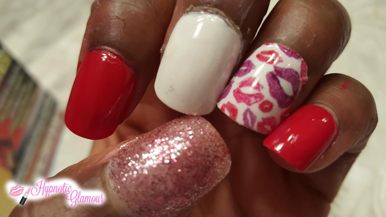 Hypnotic Glamour Beauty Blog Sally Hansen Salon Effects Giving Lip