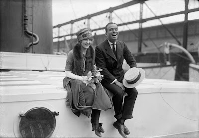 Doug Fairbanks & Mary Pickford