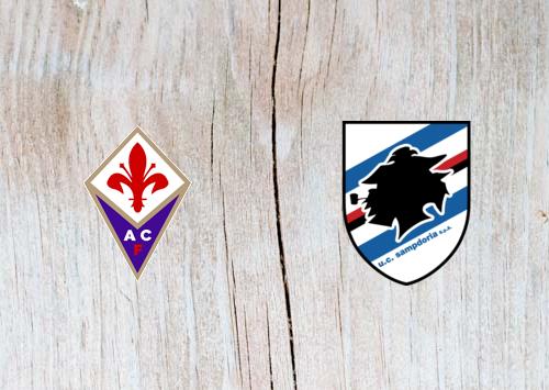 Fiorentina vs Sampdoria - Highlights 20 January 2019
