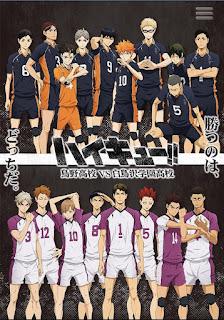 Download Haikyuu!! (S3) Karasuno Koukou VS Shiratorizawa Gakuen Koukou Subtitle Indonesia Batch Episode 1 – 10