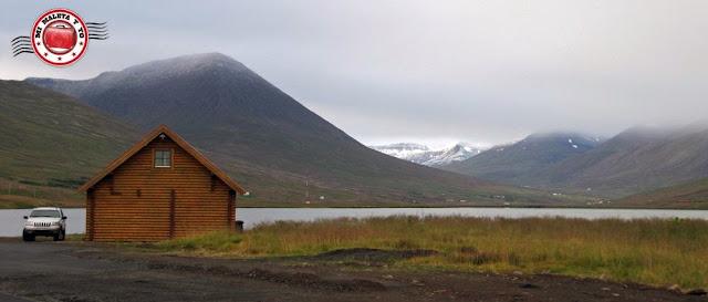 Hotel Brimnes en Olafsjorður