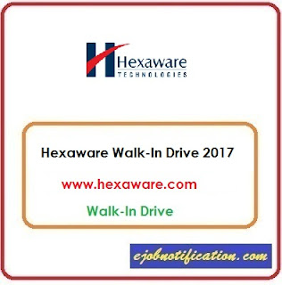 Hexaware Walk-In Freshers Back Office Associate jobs in Mumbai 25th-31st Oct'2017