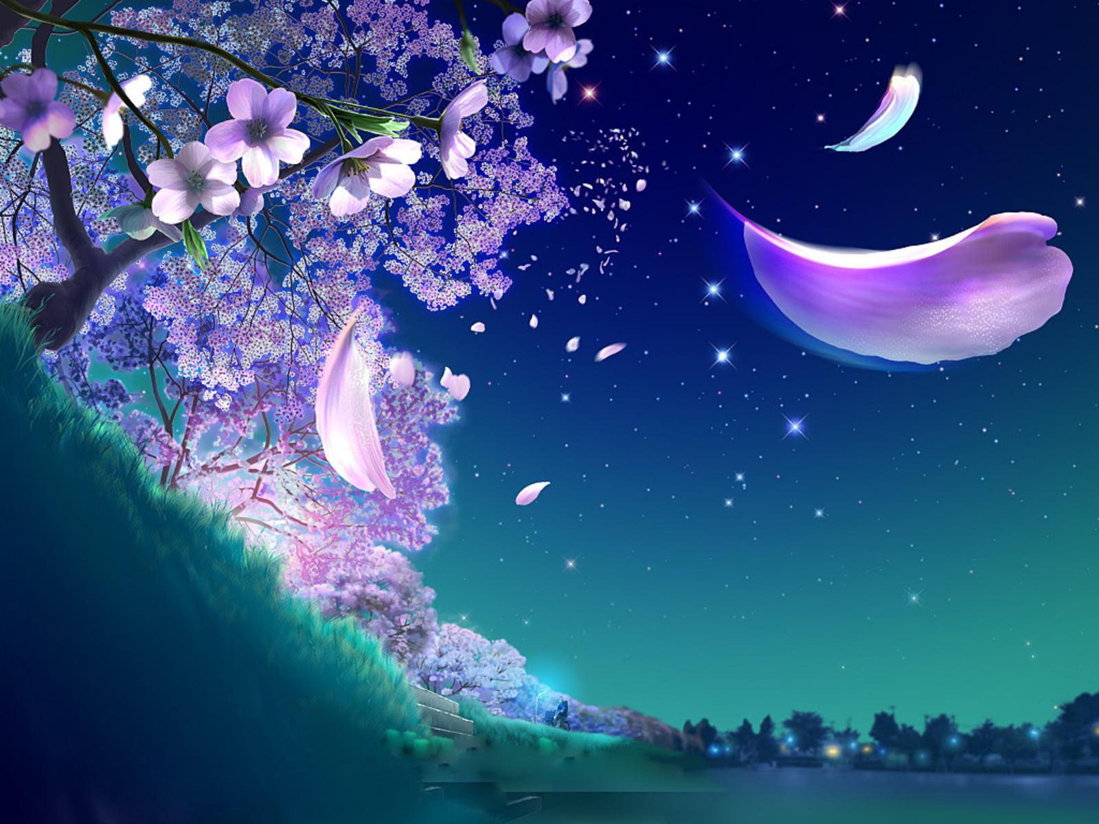 Anime Landscape: Sky (Anime Background