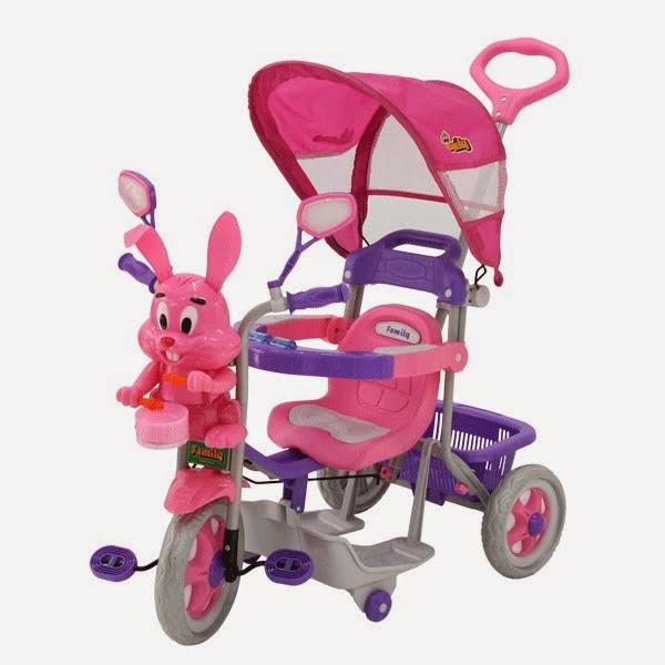 Harga Sepeda Semua Merk Terbaru: Harga Sepeda Roda Tiga Family