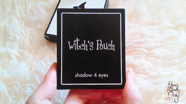 Review; Witch's Pouch's Shadow 4 Eyes