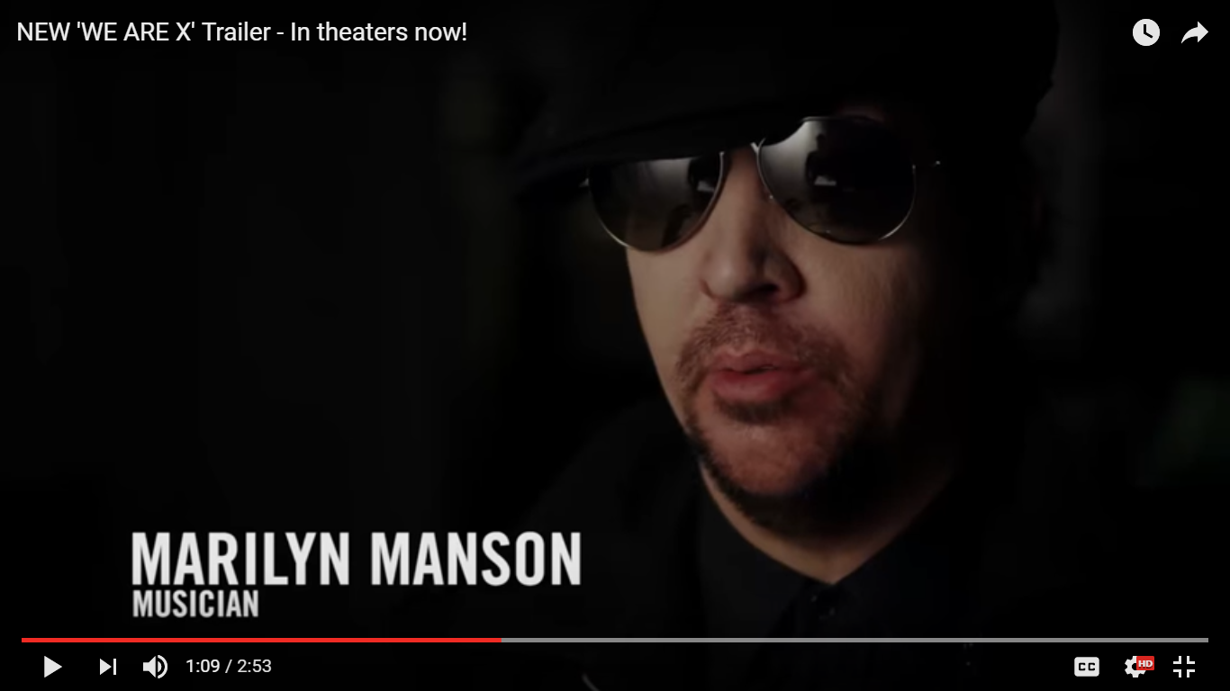 a comparison between marilyn manson and the pope On the marilyn manson side of this thing, he actually seems to be a bit more levelheaded than the other two are his argument with courtney love goes back to 1999, when he went on tour with hole specifically because he hated them and thought it would be a fun challenge.