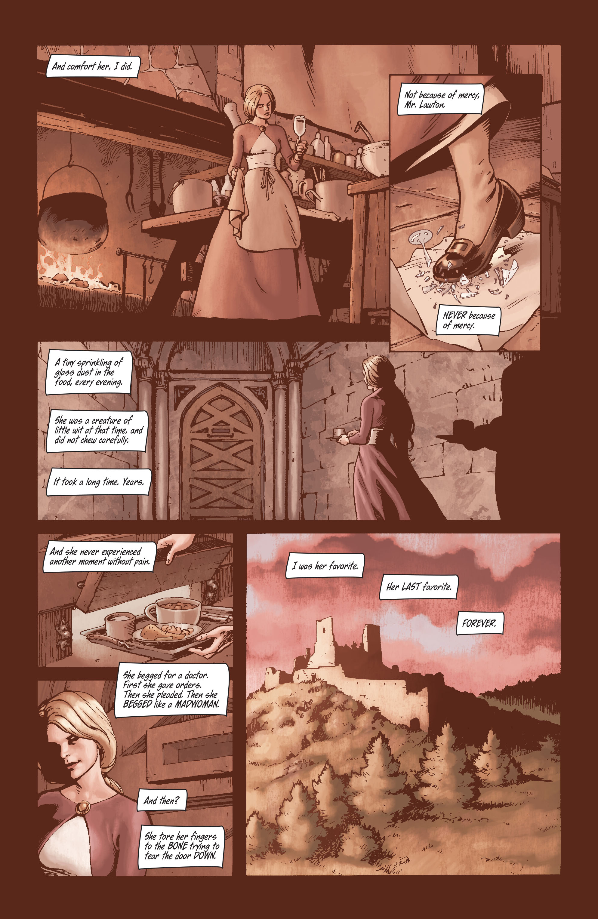 Read online Secret Six (2008) comic -  Issue #6 - 16
