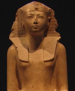 Mujeres en la Historia: Hatshepsut-libros