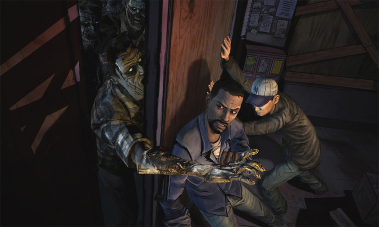 تحميل لعبة The Walking Dead Episode 1