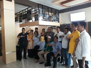 Ketua Tim Partai Koalisi  Target 60 Persen Kemenangan NH-Azis di Maros
