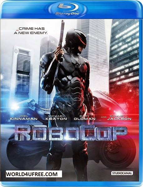 RoboCop 2014 Hindi Dubbed Dual Audio 5.1 BRRip 720p