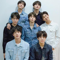BTS Love Yourself Tear Jacket Photos Behind #1