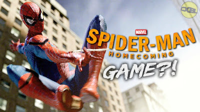Spider Man Homecoming Apk + OBB for Android