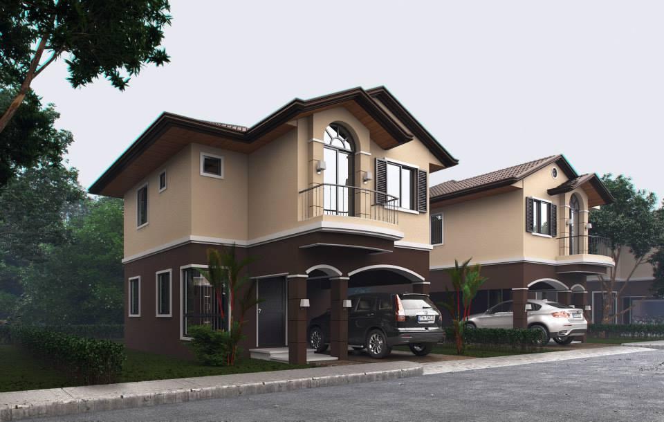 Villa Conchita Phoebe House Model