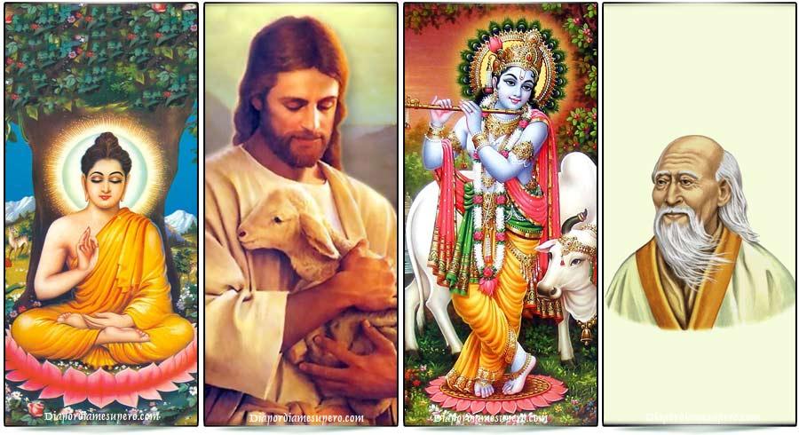 Elige un guía espiritual y obtén unconsejo para superar los retos de la  vida y encontrar la paz