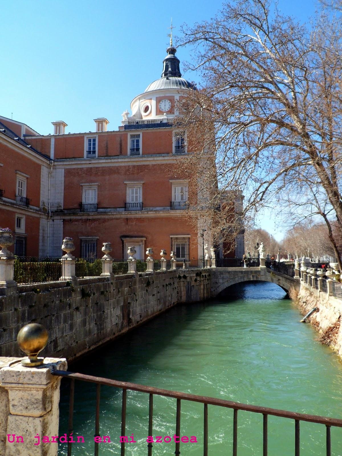 Un jard n en mi azotea el jard n de la isla de aranjuez for El jardin de aranjuez