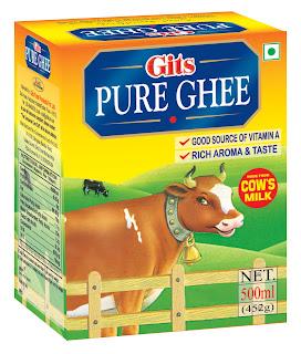 Gits Pure Cow Ghee