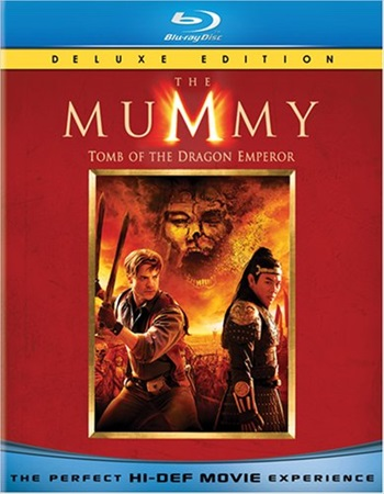 The Mummy Tomb of the Dragon Emperor 2008 Dual Audio Hindi Bluray Download