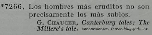 frases de Geoffrey Chaucer