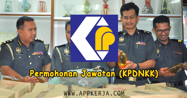 Kementerian Perdagangan Dalam Negeri Koperasi Dan Kepenggunaan (KPDNKK)