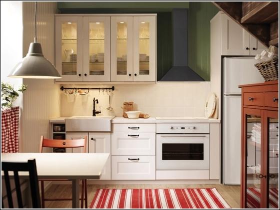 DECO CHAMBRE INTERIEUR Solutions pour les petites cuisines par IKEA
