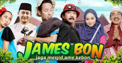 Daftar Nama Dan Biodata Pemain James Bon (Jaga Mesjid Ame Kebon) RCTI