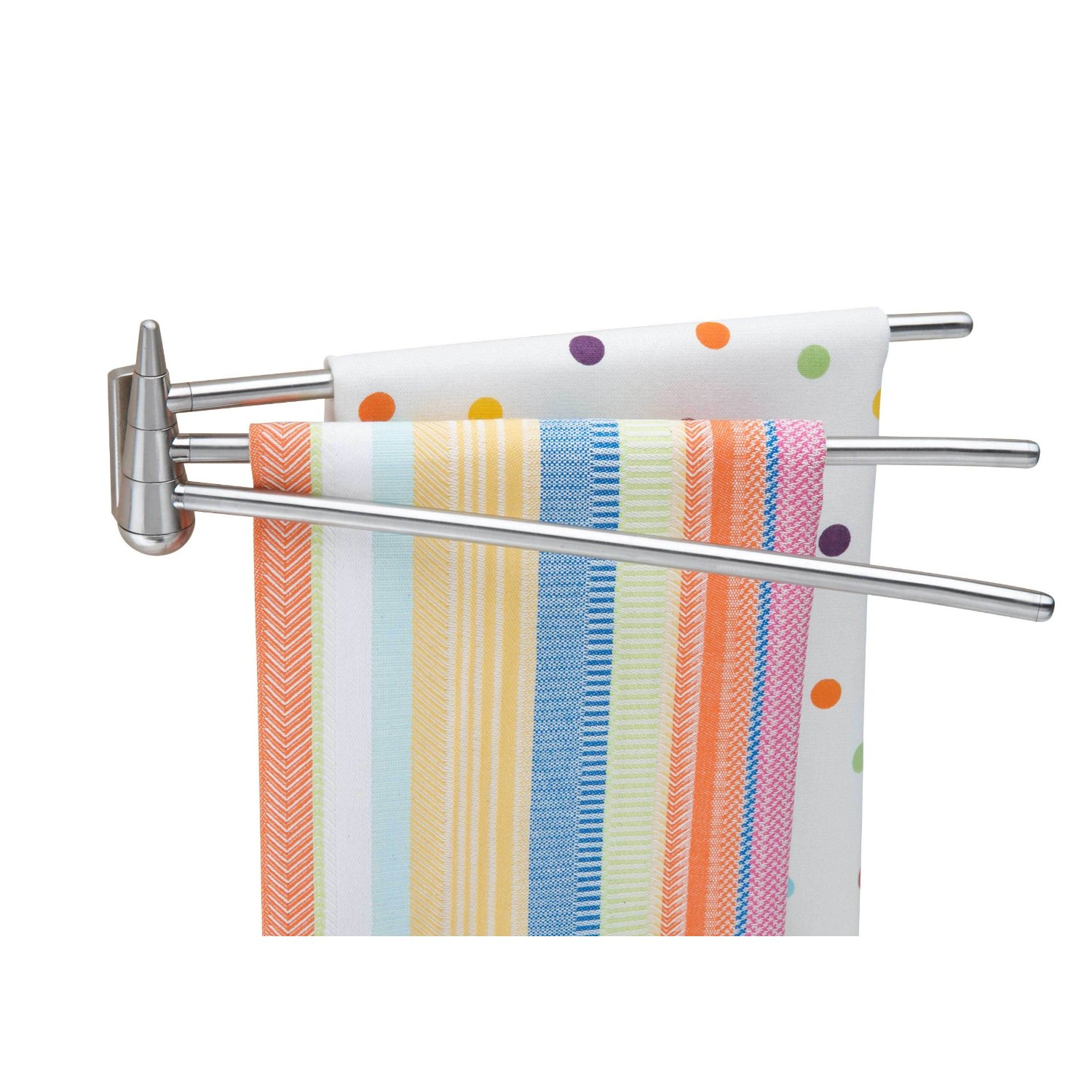 Kitchen Towel Racks Ventilation Options Love And Projects Days Of The Week Tea Towels