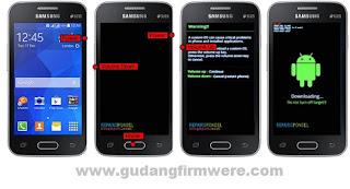 Cara Root Samsung Galaxy S5 Neo