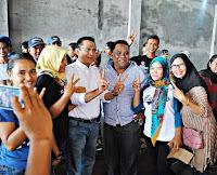 <b>Kobi Belum Punya RS, Lutfi-Feri Janji Akan Bangun yang Representatif</b>