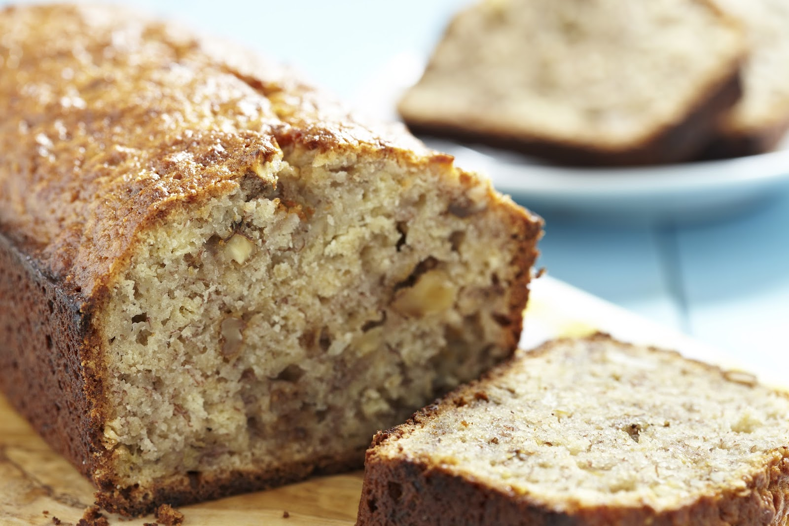 Best Ever Banana Nut Bread Cake With Cinnamon