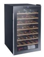 Tủ bảo quản rượu vang JC-128, chứa được 45 - 51 chai