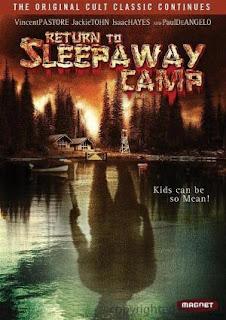 Campamento sangriento - el regreso (2007) Terror con Felissa Rose