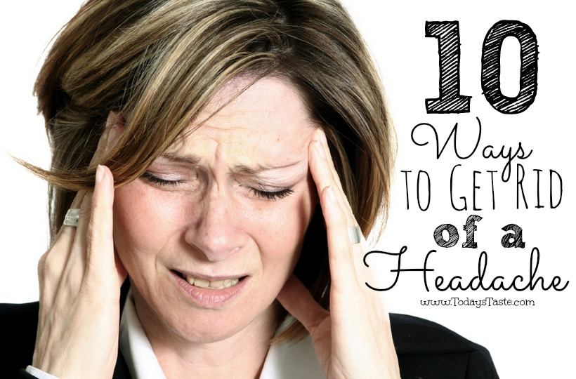 How To Get Rid Of A Headache Naturally Fast Yahoo