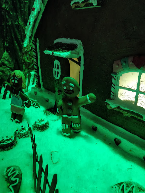 Christmas grotto at Shrek's Adventure! London review