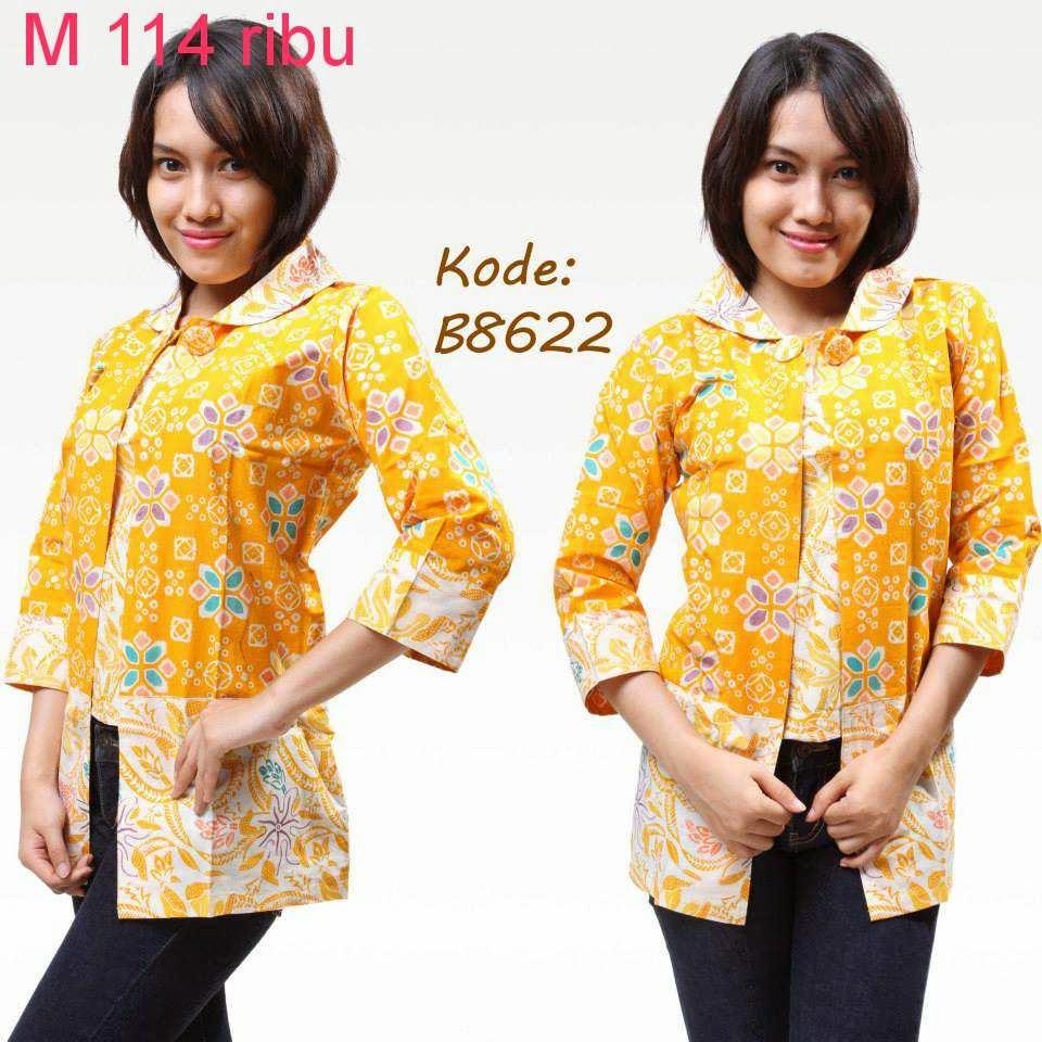 Model Baju Batik Terbaru: Cari Model Baju Batik Terbaru