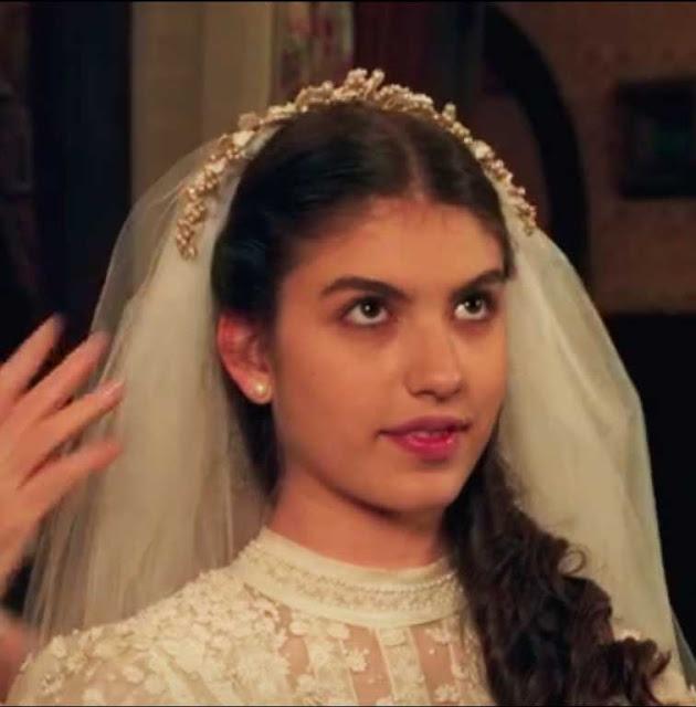 Gerusa (Giovanna Griggio) Vestido de noiva Eta mundo Bom