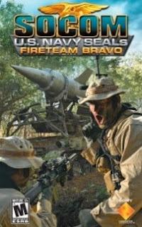 SOCOM - U.S. Navy SEALs Fireteam Bravo ISO PSP