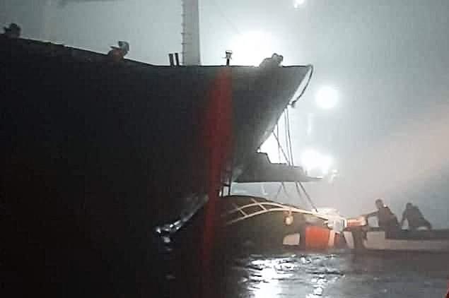 🚨Fatal accidente en la Bahía de Corral