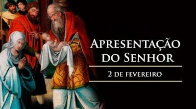 imagem da Apresentação do Senhor no Templo