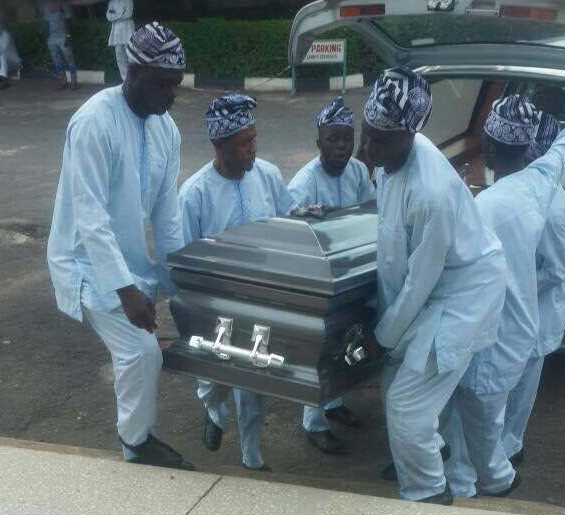 olumide bakare buried st james cemetery ijokodo