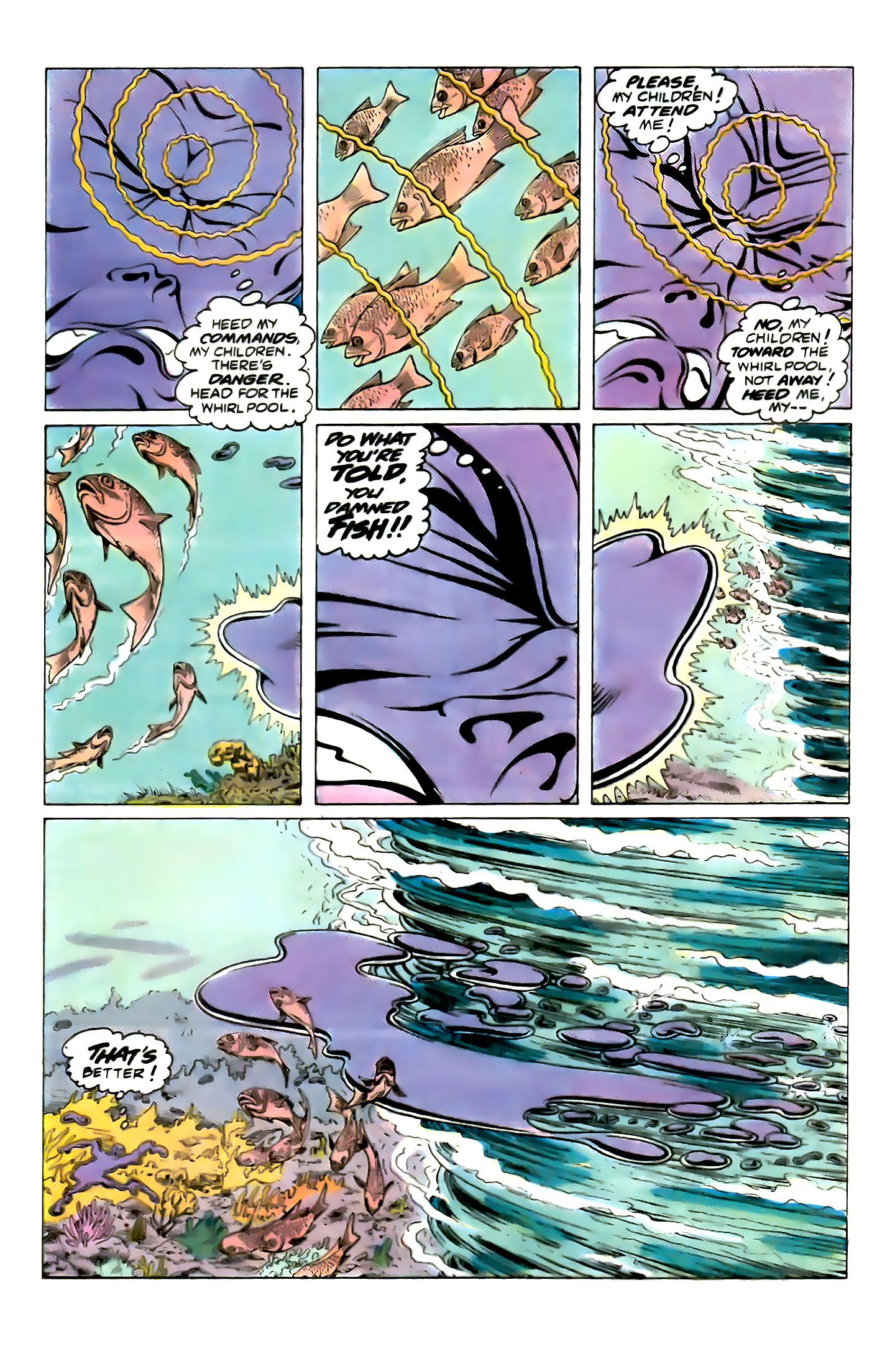Read online Secret Origins (1986) comic -  Issue #32 - 13
