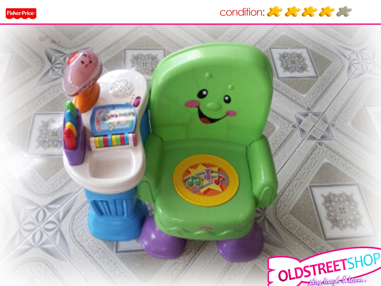 Storytime Chair Fisher Price Storytime Chair Laugh Learn Smart Stages Chair